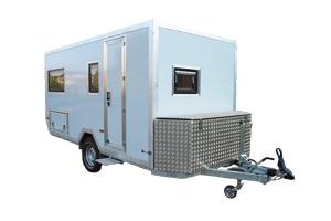caravan wohnanh nger moser fahrzeugbau. Black Bedroom Furniture Sets. Home Design Ideas