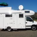 Wohnkabinen / Leerkabinen – Wohnmobil – Basis: Iveco C 65/18
