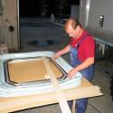 Fahrzeugbau – Produkt: Wellenbalg / Durchgang zum Fahrerhaus