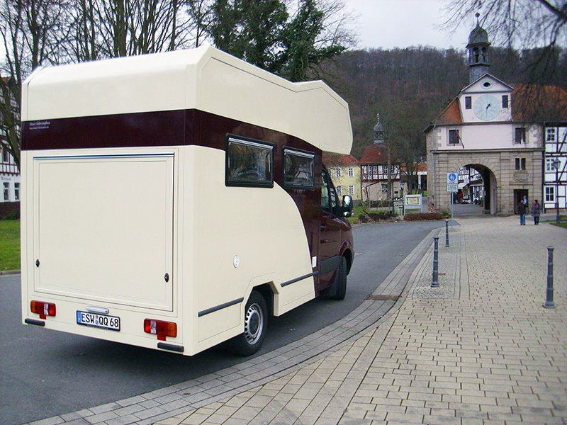 wohnmobil mercedes sprinter moser fahrzeugbau. Black Bedroom Furniture Sets. Home Design Ideas