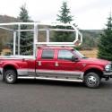Fahrzeugbau – Produkt: Rahmen Pickup-Wohnkabine – Basis Ford F350