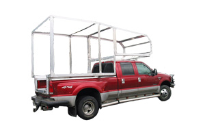 Fahrzeugbau / Wohn- und Leerkabinen – Produkt: PickUp-Aufbau - Intro