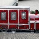 Fahrzeugbau / Sonderbau – Produkt: Verkaufsmobil Lokomotive