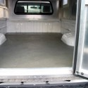 Wohn- und Leerkabinen – Produkt: Isolierter Boden für Toyota Hilux