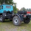 Wohnkabinen / Offroad-LKW - Leerkabine: Basis Steyr 12m18