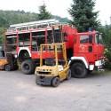 Wohnkabinen / Offroad-LKW - Leerkabine: Magirus Deutz / Iveco 170 D