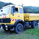 Wohnkabinen / Offroad-LKW - Leerkabine: Basis Mercedes 1625