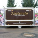 Fahrzeugbau / Sonderbau - Produkt: Begehbarer Präsentationsanhänger der Deutschen Edelsteinstraße