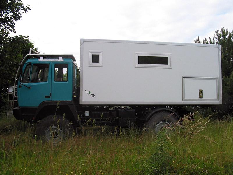 Kabine Steyr 12m18 (1) › Moser Fahrzeugbau