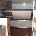 Offroad-Caravan / Produkt: Innenausbau Offroad-Wohnkabine auf Einachser-Fahrgestell