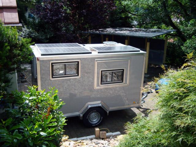 offroad caravan 1 moser fahrzeugbau. Black Bedroom Furniture Sets. Home Design Ideas