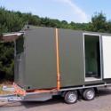 Wohnkabinen / Offroad-LKW - Bundeswehr-Shelter