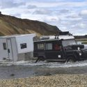 Moser Fahrzeugbau / Kunden - Urlaubsreise mit einem Offroad-Caravan nach Island