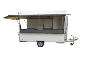 Verkaufsfahrzeuge – Verkaufsanhänger: Imbissanhänger / Exemplar 12