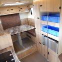 Offroad-Caravan X-Indoor / Produkt: Offroad-Wohnkabine auf Einachser-Fahrgestell / Komplettausbau 2017