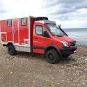 Moser Fahrzeugbau / Kunden - Urlaubsreise mit einem Mercedes Sprinter nach Bulgarien und Albanien