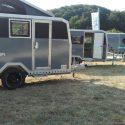 Offroad-Caravan X-Indoor / Produkt: Offroad-Wohnkabine auf Einachser-Fahrgestell / Messe