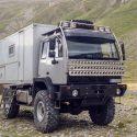 Moser Fahrzeugbau / Kunden - Urlaubsreise mit einem Offroad-Caravan ins Hochgebirge nach Afrika