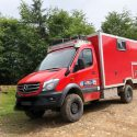 Moser Fahrzeugbau / Kunden - Urlaubsreise mit einem Offroad-Caravan nach Afrika - Marokko