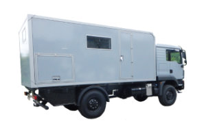 Kabine MAN TGM 13.290 4x4 (Allrad)