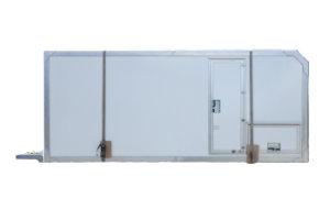 Wohn- und Leerkabinen / Kabinenbau – Produkt: Kabine zum Selbstausbau für MAN 12.220 4x4