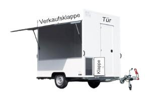 Fahrzeugbau - Produkt: Individueller Tür- und Klappenbau (Verkaufsklappen)