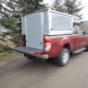 Kastenaufbau - Werkstattbox - Materialkoffer - Basis: Ford Ranger Limited