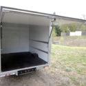 Offroad-Caravan X-Indoor / Produkt: Transport-Anhänger auf Einachser-Fahrgestell / Modell Cargo