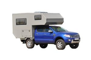 Wohnkabine Ford Ranger