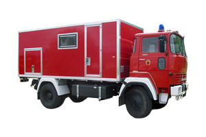 Kabine Magirus / Iveco 170 D