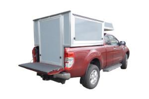 Kastenaufbau - Werkstattbox - Materialkoffer - Basis: Ford Ranger Limited