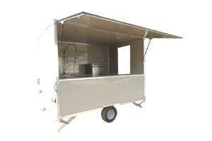 Fahrzeugbau – Produkt: Geschirrspülmobil und Geschirrspülanhänger - Innensteher