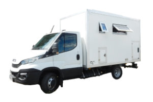 Wohnmobil Iveco Daily 2